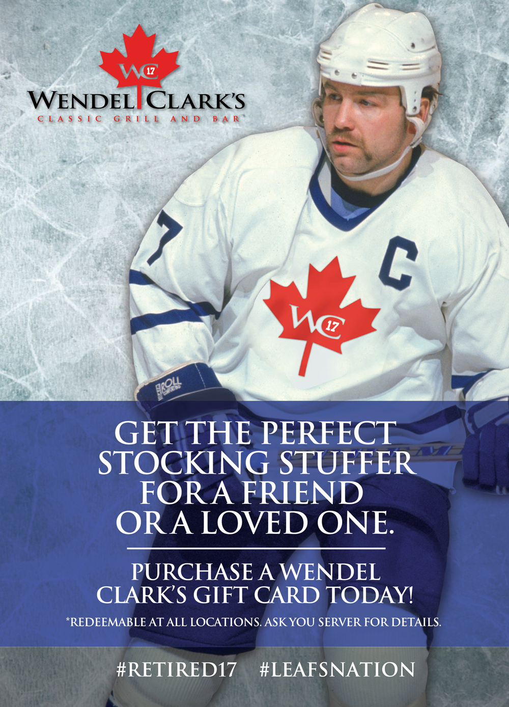 Wendel Clark's Gift Cards