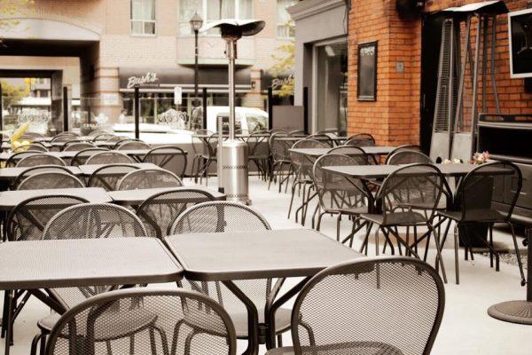 Wendel Clarks Brampton patio2