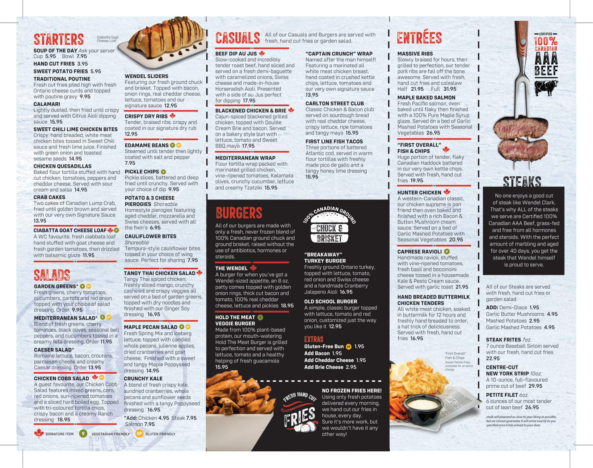 Take Out Menu - Page 2